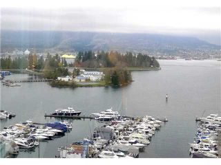 """Photo 21: 1703 588 BROUGHTON Street in Vancouver: Coal Harbour Condo for sale in """"HARBOURSIDE PARK"""" (Vancouver West)  : MLS®# V1035862"""