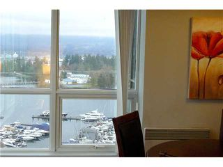 """Photo 6: 1703 588 BROUGHTON Street in Vancouver: Coal Harbour Condo for sale in """"HARBOURSIDE PARK"""" (Vancouver West)  : MLS®# V1035862"""
