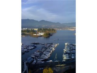 """Photo 19: 1703 588 BROUGHTON Street in Vancouver: Coal Harbour Condo for sale in """"HARBOURSIDE PARK"""" (Vancouver West)  : MLS®# V1035862"""