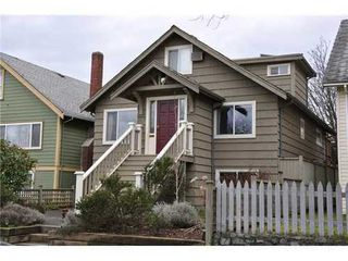 Photo 1: 479 55TH Ave in Vancouver East: South Vancouver Home for sale ()  : MLS®# V861979
