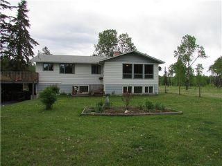 Photo 1: 3322 CRANE Road in Williams Lake: Williams Lake - Rural South House for sale (Williams Lake (Zone 27))  : MLS®# N236837