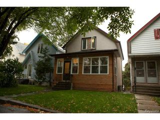 Photo 1: 248 Kitson Street in WINNIPEG: St Boniface Residential for sale (South East Winnipeg)  : MLS®# 1424288