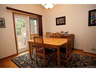 Photo 5: 248 Kitson Street in WINNIPEG: St Boniface Residential for sale (South East Winnipeg)  : MLS®# 1424288