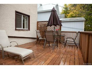 Photo 18: 248 Kitson Street in WINNIPEG: St Boniface Residential for sale (South East Winnipeg)  : MLS®# 1424288