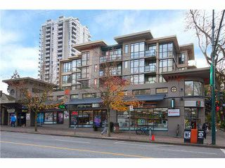 "Photo 1: 303 828 CARDERO Street in Vancouver: West End VW Condo for sale in ""FUSION"" (Vancouver West)  : MLS®# V1094892"