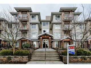 Photo 1: 111 1969 WESTMINSTER Avenue in Port Coquitlam: Glenwood PQ Condo for sale : MLS®# V1099942