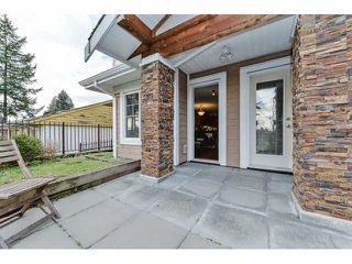 Photo 19: 111 1969 WESTMINSTER Avenue in Port Coquitlam: Glenwood PQ Condo for sale : MLS®# V1099942