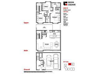 Photo 3: 4 218 BEGIN Street in Coquitlam: Maillardville Townhouse for sale : MLS®# V1103970