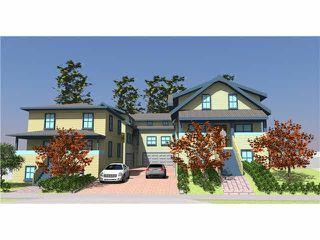 Photo 4: 4 218 BEGIN Street in Coquitlam: Maillardville Townhouse for sale : MLS®# V1103970