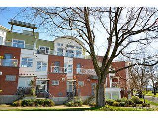 Photo 2: 16 60 Dallas Rd in VICTORIA: Vi James Bay Row/Townhouse for sale (Victoria)  : MLS®# 694479