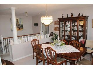 """Photo 3: 9 32777 CHILCOTIN Drive in Abbotsford: Central Abbotsford Townhouse for sale in """"Cartier Heights"""" : MLS®# F1436946"""