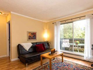 "Photo 1: 301 809 W 16TH Street in North Vancouver: Hamilton Condo for sale in ""PANORAMA COURT"" : MLS®# V1120495"