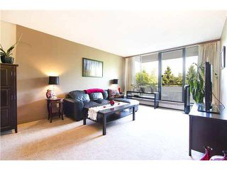 "Photo 2: 304 2060 BELLWOOD Avenue in Burnaby: Brentwood Park Condo for sale in ""VANTAGE POINT 2"" (Burnaby North)  : MLS®# V1128831"