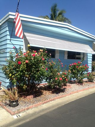 Photo 1: OCEANSIDE Manufactured Home for sale : 2 bedrooms : 221 N El Camino Real #11