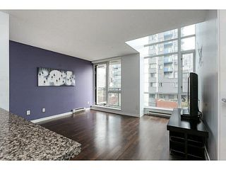 "Photo 7: 605 1082 SEYMOUR Street in Vancouver: Downtown VW Condo for sale in ""FREESIA"" (Vancouver West)  : MLS®# V1140454"