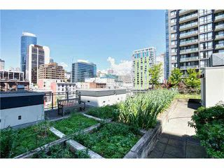 "Photo 18: 605 1082 SEYMOUR Street in Vancouver: Downtown VW Condo for sale in ""FREESIA"" (Vancouver West)  : MLS®# V1140454"