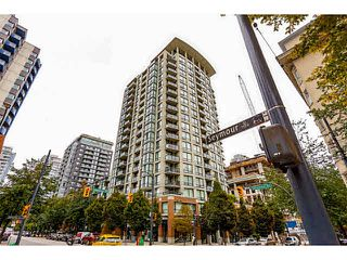 "Photo 1: 605 1082 SEYMOUR Street in Vancouver: Downtown VW Condo for sale in ""FREESIA"" (Vancouver West)  : MLS®# V1140454"
