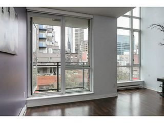 "Photo 12: 605 1082 SEYMOUR Street in Vancouver: Downtown VW Condo for sale in ""FREESIA"" (Vancouver West)  : MLS®# V1140454"