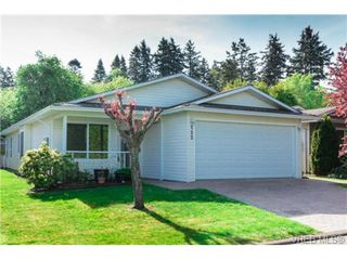 Main Photo: 122 Camas Lane in VICTORIA: VR Glentana Manu Double-Wide for sale (View Royal)  : MLS®# 363647