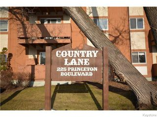 Photo 2: Princeton Boulevard in Winnipeg: Condominium for sale : MLS®# 1609762
