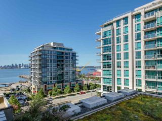 "Photo 20: 708 188 E ESPLANADE in North Vancouver: Lower Lonsdale Condo for sale in ""Esplanade at the PIER"" : MLS®# R2067260"