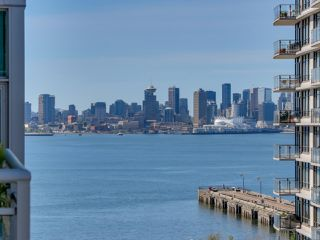 "Photo 16: 708 188 E ESPLANADE in North Vancouver: Lower Lonsdale Condo for sale in ""Esplanade at the PIER"" : MLS®# R2067260"