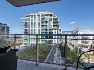 "Photo 19: 708 188 E ESPLANADE in North Vancouver: Lower Lonsdale Condo for sale in ""Esplanade at the PIER"" : MLS®# R2067260"