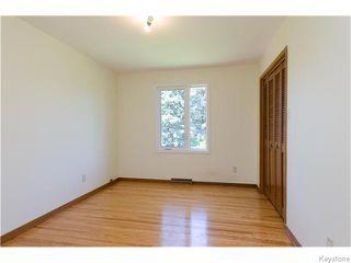 Photo 14: 7 Lancaster Boulevard in Winnipeg: Tuxedo Residential for sale (1E)  : MLS®# 1619970