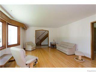 Photo 5: 7 Lancaster Boulevard in Winnipeg: Tuxedo Residential for sale (1E)  : MLS®# 1619970