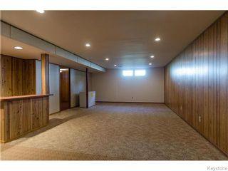 Photo 16: 7 Lancaster Boulevard in Winnipeg: Tuxedo Residential for sale (1E)  : MLS®# 1619970