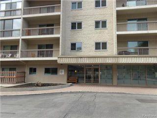 Photo 1: 246 Roslyn Road in Winnipeg: Osborne Village Condominium for sale (1B)  : MLS®# 1625786