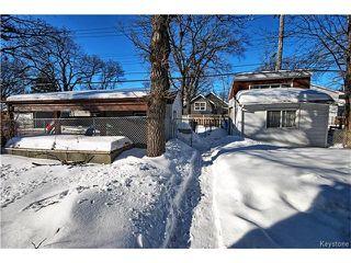 Photo 18: 69 Cunnington Avenue in Winnipeg: Elm Park Residential for sale (2C)  : MLS®# 1703030