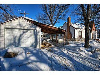 Photo 19: 69 Cunnington Avenue in Winnipeg: Elm Park Residential for sale (2C)  : MLS®# 1703030