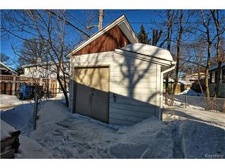 Photo 17: 69 Cunnington Avenue in Winnipeg: Elm Park Residential for sale (2C)  : MLS®# 1703030