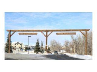 Photo 34: 191 CRAWFORD Drive: Cochrane Condo for sale : MLS®# C4103820