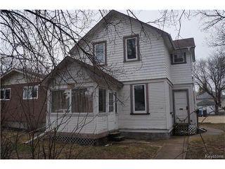 Photo 1:  in Winnipeg: Residential for sale (2D)  : MLS®# 1708532