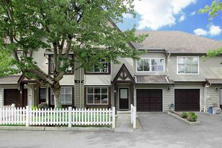 """Main Photo: 15 12099 237 Street in Maple Ridge: East Central Townhouse for sale in """"GABRIOLA"""" : MLS®# R2192044"""