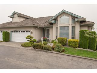 "Photo 1: 40 3555 BLUE JAY Street in Abbotsford: Abbotsford West Townhouse for sale in ""Slater Ridge Estates"" : MLS®# R2203294"