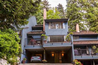 Photo 1: 836 Hendecourt Road in North Vancouver: Lynn Valley Townhouse for sale : MLS®# R2202973