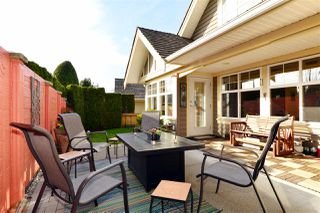 """Photo 17: 19 15450 ROSEMARY HEIGHTS Crescent in Surrey: Morgan Creek Townhouse for sale in """"Carrington"""" (South Surrey White Rock)  : MLS®# R2252052"""