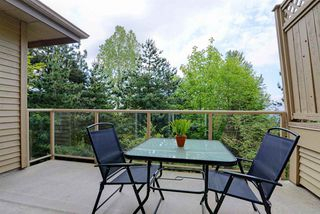 "Photo 18: 85 2979 PANORAMA Drive in Coquitlam: Westwood Plateau Townhouse for sale in ""DEERCREST"" : MLS®# R2266386"