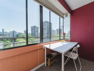"Photo 7: 1001 1725 PENDRELL Street in Vancouver: West End VW Condo for sale in ""STRATFORD PLACE"" (Vancouver West)  : MLS®# R2273237"