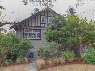 Photo 2: 2525 Scott St in VICTORIA: Vi Oaklands Half Duplex for sale (Victoria)  : MLS®# 795860