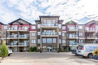Main Photo: 301 12408 15 Avenue in Edmonton: Zone 55 Condo for sale : MLS®# E4128299