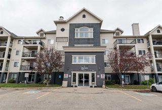 Main Photo: 333 592 HOOKE Road NW in Edmonton: Zone 35 Condo for sale : MLS®# E4130814