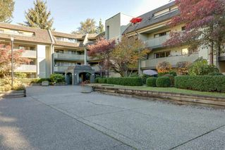"""Photo 1: 408 1210 PACIFIC Street in Coquitlam: North Coquitlam Condo for sale in """"GLENVIEW MANOR"""" : MLS®# R2314767"""