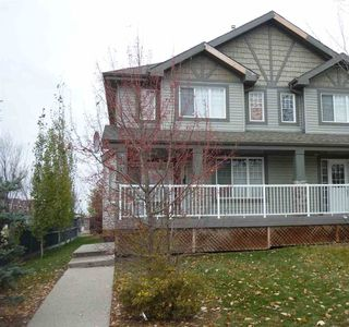 Main Photo: 2704 TERWILLEGAR Way in Edmonton: Zone 14 Attached Home for sale : MLS®# E4132735