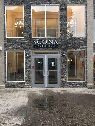 Main Photo: 246 10121 80 Avenue in Edmonton: Zone 17 Condo for sale : MLS®# E4136296
