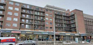 Main Photo: 601 11025 JASPER Avenue in Edmonton: Zone 12 Condo for sale : MLS®# E4138280