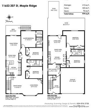 Photo 20: 11653 207 Street in Maple Ridge: Southwest Maple Ridge House for sale : MLS®# R2336583
